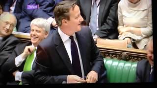 getlinkyoutube.com-Speaker John Bercow bitchslaps David Cameron