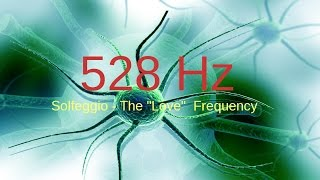 getlinkyoutube.com-Ancient Miracle Music: Solfeggio 528 Hz, Said to assist with DNA Repair, Healing tones of love