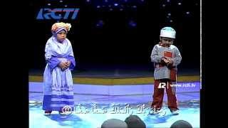 Hilda Hanifa vs Muhtadi Ahmad - QS. AL FAJR Surat ke 89 - Hafiz Indonesia
