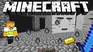 Φ Minecraft Simple Ghast Tear Farm plus gold!