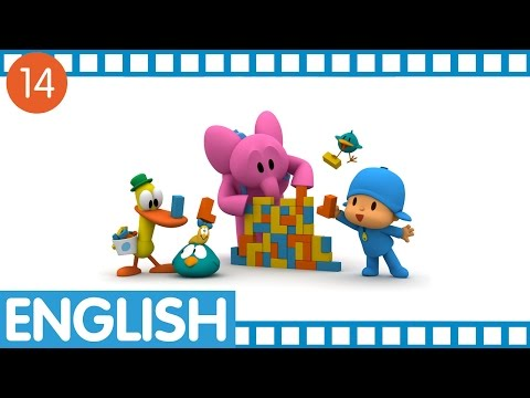 Pocoyo in English - Session 14 Ep. 01-04