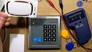 getlinkyoutube.com-RFID reader technology and cloning tags!
