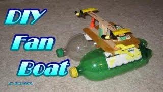 getlinkyoutube.com-DIY RC Fan Boat