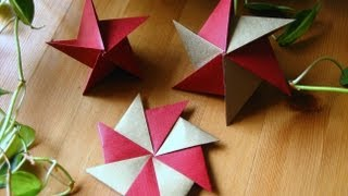 getlinkyoutube.com-Origami ★ Septima Star ★