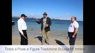 "getlinkyoutube.com-Danilo Rossi Video ""Siracusa Knife School of Grandmaster Irmino"""