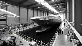 "getlinkyoutube.com-""The making of"" Heesen 70 metre, Project Kometa"