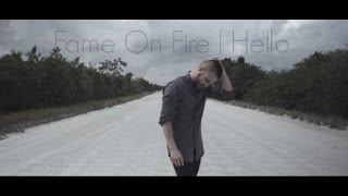 getlinkyoutube.com-Adele - Hello (Rock Cover by Fame On Fire) | Punk Goes Pop
