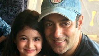 getlinkyoutube.com-Salman Khan Turns GODFATHER For Harshali Malhotra