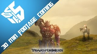 30 Minutes of Footage Coming!! - [TF5 NEWS]