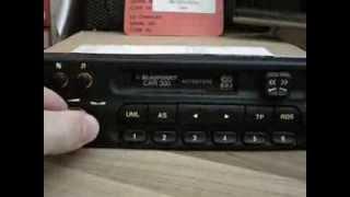 getlinkyoutube.com-Opel Car 300 Radio