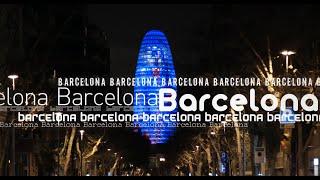 getlinkyoutube.com-CIUDAD DE BARCELONA EN 4K 60fps - ULTRA HD - 2160p