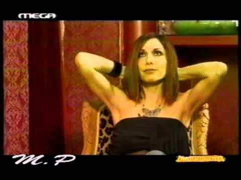 Η Δέσποινα Βανδή στους ''Πρωταγωνιστές'' του Σταύρου Θεοδωράκη.