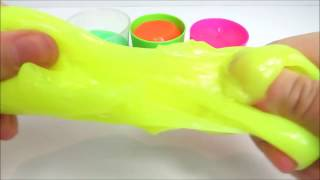 getlinkyoutube.com-Learn colors with slime putty surprise eggs toys for babies toddlers preschoolers