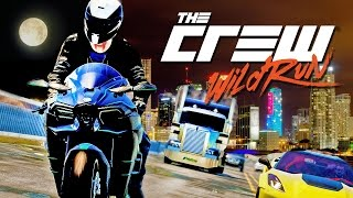 getlinkyoutube.com-The Crew Wild Run BETA #1 - Welcome to Miami!