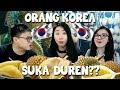 Mukbang Durian 5 Macam!! ft Hari Jisun