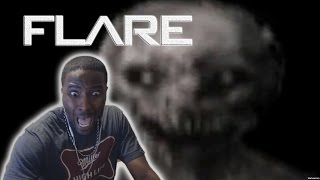 getlinkyoutube.com-Flare (Indie Horror Game) MY HEART CANT TAKE THIS SH%$T