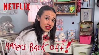 getlinkyoutube.com-Haters Back Off | Miranda Sings House Tour | Netflix