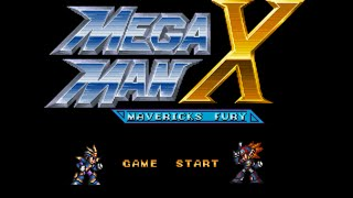 getlinkyoutube.com-Megaman X Maverick´s Fury Demo [DOWNLOAD]