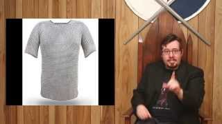 getlinkyoutube.com-The TRUTH about chainmail (mail)
