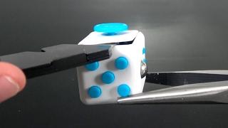 What's inside a Fidget Cube? width=