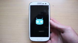 getlinkyoutube.com-How To Install CyanogenMod ROM Android 6.0.1 Marshmallow ROM on Galaxy S3 GT-I9300