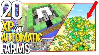 getlinkyoutube.com-20 Minecraft XP Farms and Automatic Farms