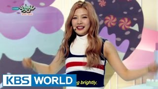 Red Velvet (레드벨벳) - Automatic / Ice Cream Cake [Music Bank COMEBACK / 2015.03.20]
