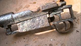 getlinkyoutube.com-Restored Mauser K98