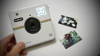 getlinkyoutube.com-Polaroid Socialmatic Camera - My Review