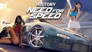 getlinkyoutube.com-History of NEED FOR SPEED (1994-2015)