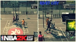 getlinkyoutube.com-NBA 2K15 | My Park | Catching BODIES!!! Legend 3 Gameplay - Prettyboyfredo
