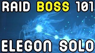 WoW Raid Boss 101: ELEGON SOLO (MSV) WoD
