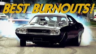 The Best BURNOUTS Compilation of 2015 !!