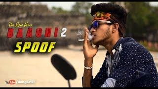 Baaghi 2 - The Real Hero Full Video | Baaghi 2 Movie Spoof
