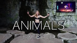 "getlinkyoutube.com-Just Dance 2016 ""Animals"" Extreme (Martin Garrix) - 5* stars gameplay by DINA"
