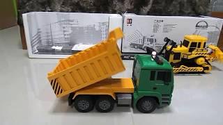 getlinkyoutube.com-รถสิบล้อดั้ม MAN truck rc บังคับวิทยุ ราคา 1,990 บาท