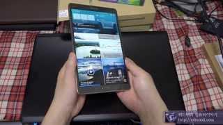 getlinkyoutube.com-갤럭시탭S 8.4 후기 사용기 리뷰