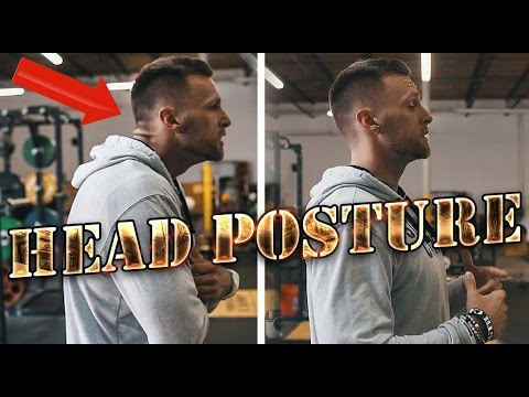 How To Correct Forward Head Posture
