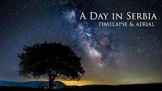 Dan u Srbiji :) A Day in Serbia - Timelapse & Aerial