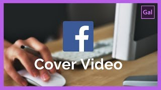 After Effects Facebook Cover Video Tutorial and Template!