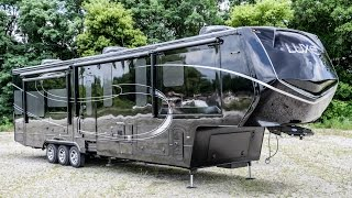 getlinkyoutube.com-NEW 2017 LUXE LF-42MD | Luxury Fifth Wheels | Augusta RV