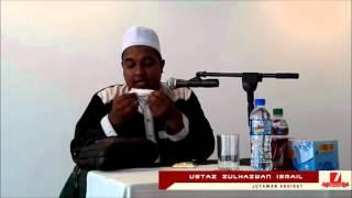 Ustaz Zulhazwan - Jutawan Akhirat  PART2