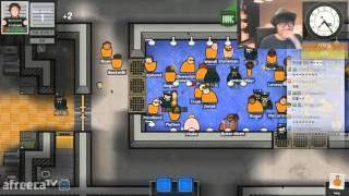 getlinkyoutube.com-대도서관] 탈옥을 하자! 6화 - 감옥만들기 게임: 탈옥모드, 프리즌 아키텍트 (Prison Architect Escape mode)