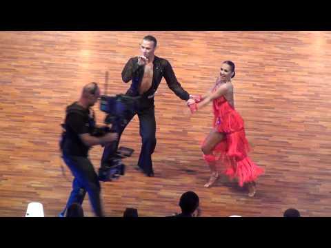 Grand Slam Latin 2011: Andrey Zaytsev - Anna Kuzminskaya - Samba Final