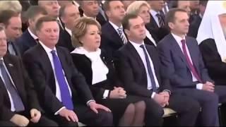 getlinkyoutube.com-Владимир Путин и Кадыров прикол 2015 New