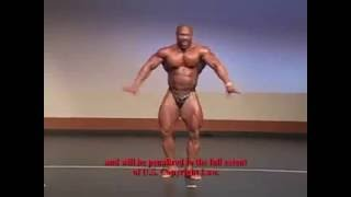 getlinkyoutube.com-Amazing ROBOT Dance By World's Top Body Builder 2016!