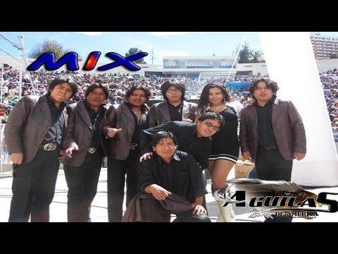 ♫♥☆ GRUPO ÁGUILAS DE AMÉRICA - MIX ÁGUILAS (Cumbia