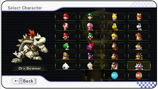 getlinkyoutube.com-Mario Kart Wii All Characters