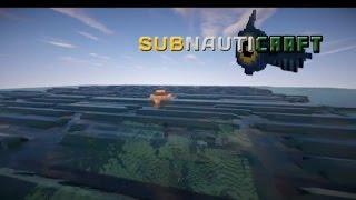 getlinkyoutube.com-Subnauticraft - Subnautica in Minecraft   Survival Map   Official Release