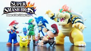 Super Smash Bros. for 3DS & Wii U: The Dawn of the Living Toys